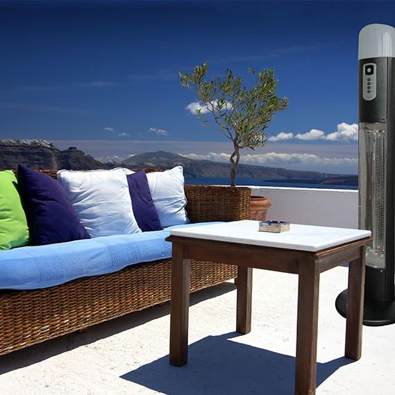 Diana Outdoor Pedestal Heater